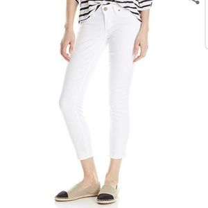 Paige White Jeans - Verdugo Crop